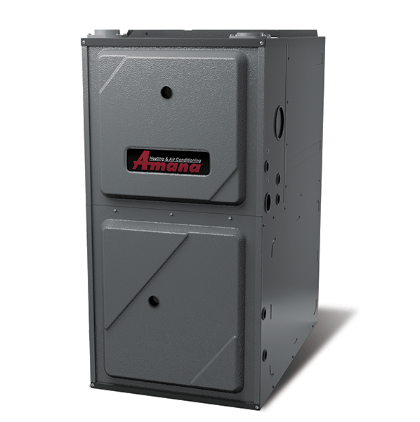 Amana AMSS96 gas furnace.