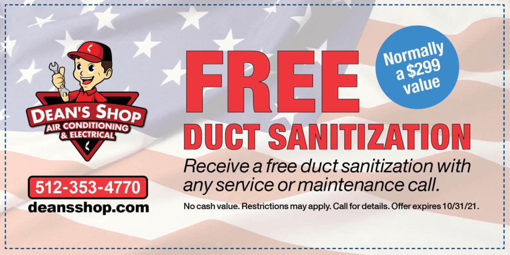 Duct Coupon OCT